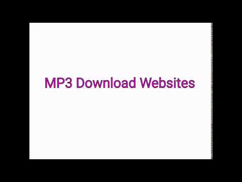 Top 10 MP3 download websites in India 2018|MP3 download websites