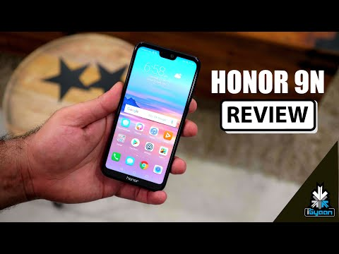 Honor 9N (3GB) Review Videos
