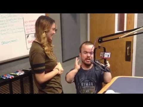 Comedian Brad Williams Makes A Love Connection with Carmen
