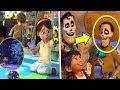 30 Personajes de Disney escondidos en otras películas