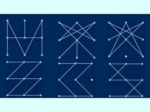 Impossible 30+ Patterns lock Techno MT