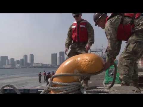 Exercise Pacific Reach at Yokohama North Dock