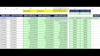 Excel Magic Trick 1196: YYMMDD Text Dates To Serial Number Dates? 2 More Formulas & Other Tips…