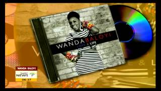 Wanda Baloyi on her album Love and Life