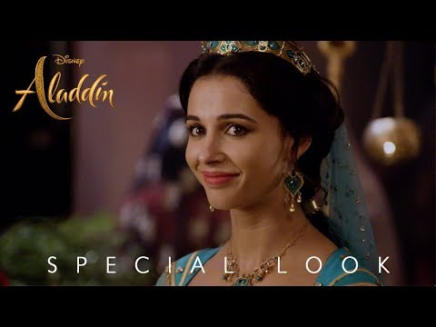 Disney's Aladdin - Speechless Special Look