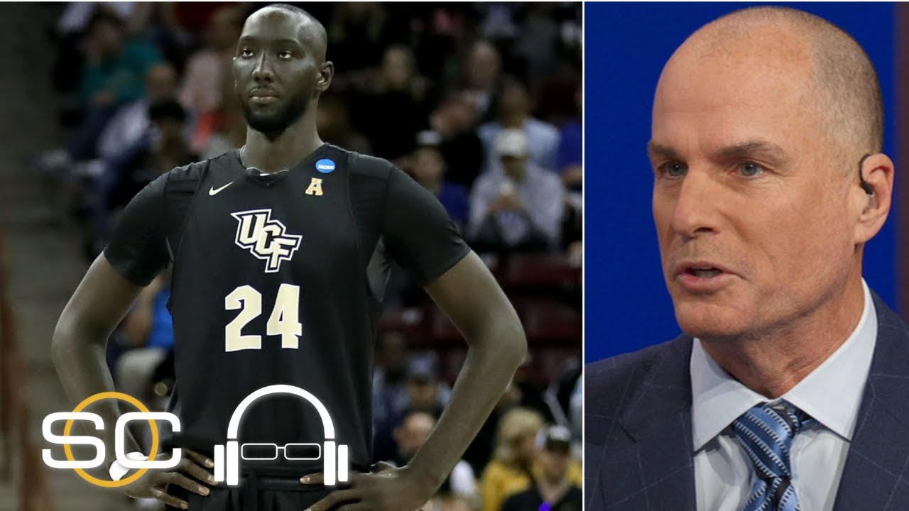 Tacko Fall can clog lane vs. Zion Williamson, Duke - Jay Bilas | SC with SVP