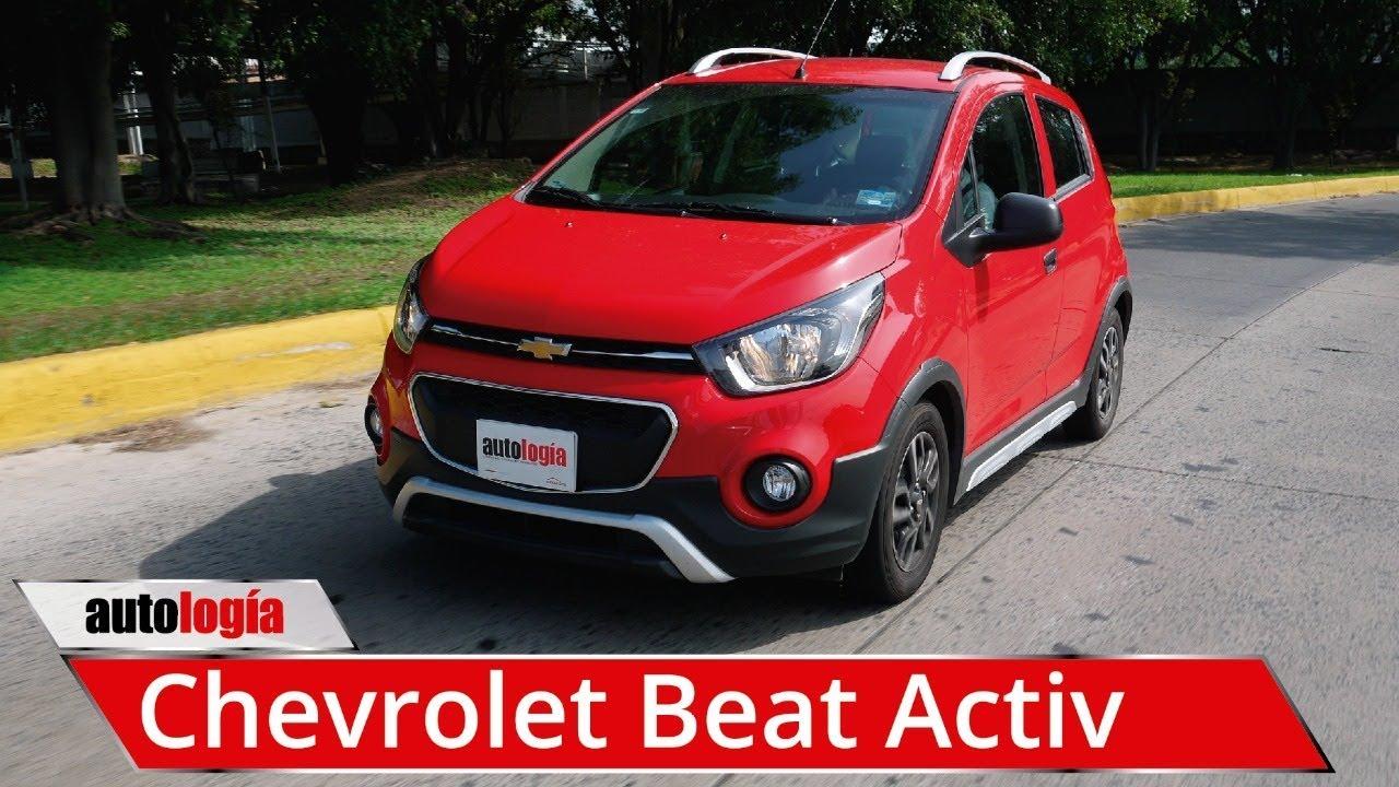 Chevrolet Beat Activ Test Un Citadino Accesible Youtube