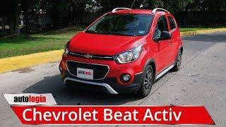 Test Chevrolet Beat Activ
