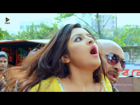 Download Pagla Deewana Movie Clips | Shariaz | Porimoni | Pori Moni Movie Clip | Bangla Movie | Tiger Media