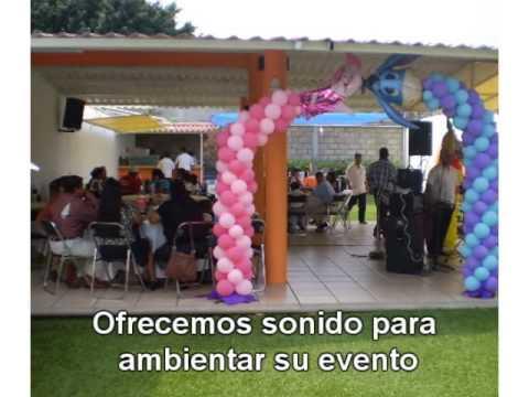 Jardin de eventos orquidea youtube for Jardines para eventos