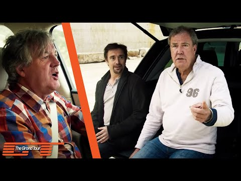 The Grand Tour: James's Rally Stage