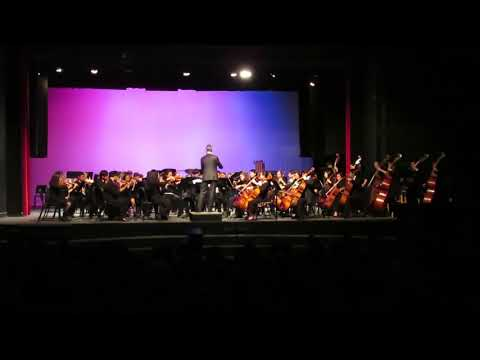 SF 2018 All City Music Festival - High School Orchestra Performance