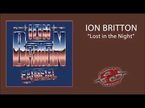 ION BRITTON - Lost in the Night