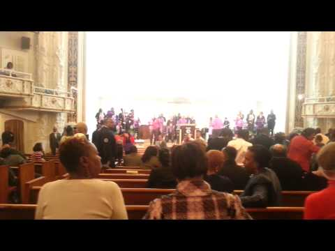 First Corinthian Baptist Church - NYC 2013