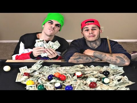 $10,000 POOL GAME BET!!! ( THE REMATCH )