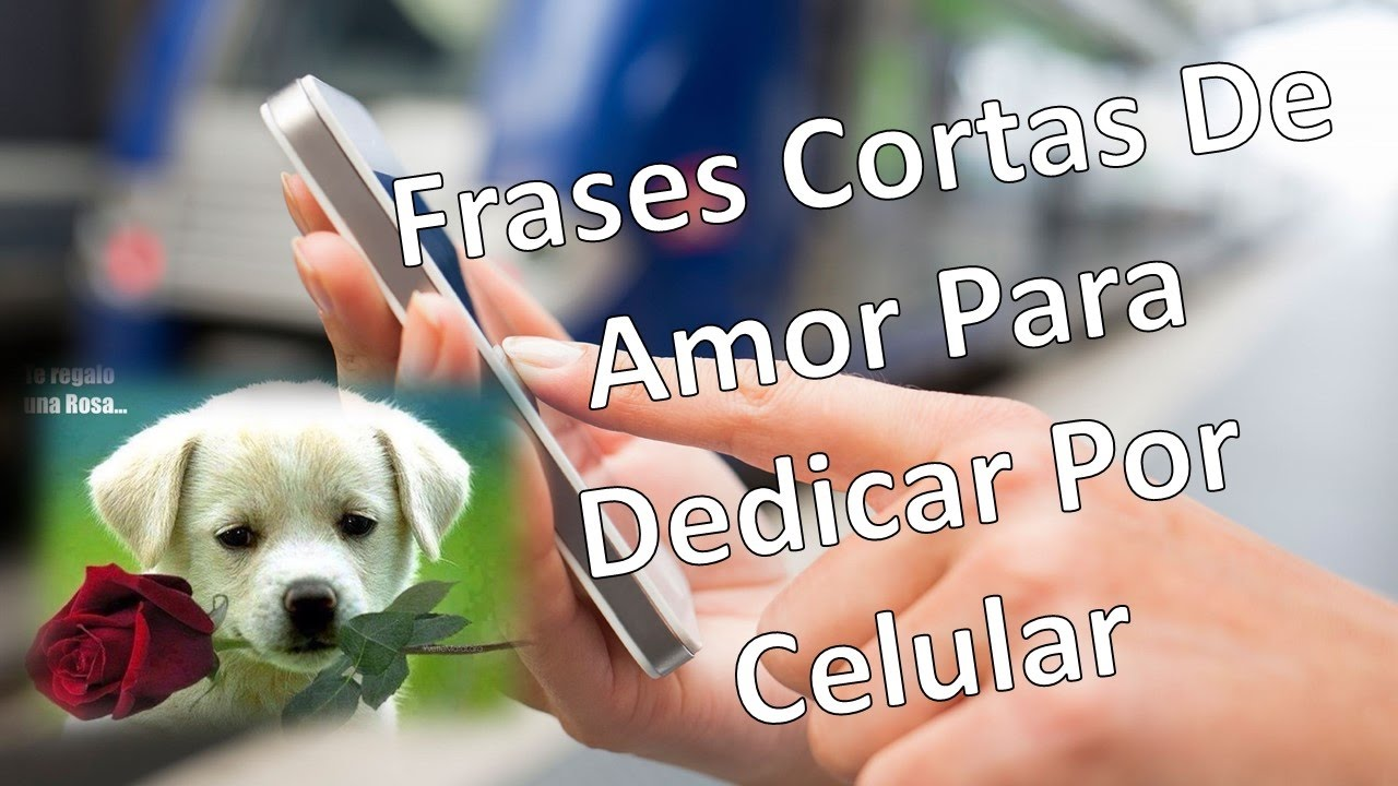 Frases Cortas De Amor Para Dedicar Por Celular Amor Entre Lineas