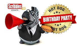 The Hot Dog Birthday Party