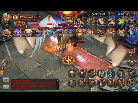 Legacy of discord Archangel activation  hitting my 5 billion br