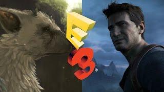 50 лучших игр E3 2015. Часть 2 (Shenmue 3, Dark Souls 3, The Last Guardian и др.)