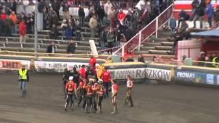 I liga: Ostrovia Ostrów Wielkopolski - Lechma Start Gniezno 44:46 (13.05.2012) - część 3