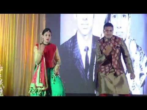 Dance Performance On Dard Karaara & Gallan Goodiyaan
