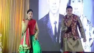 Dance Performance On Dard Karaara & Gallan Goodiyaan
