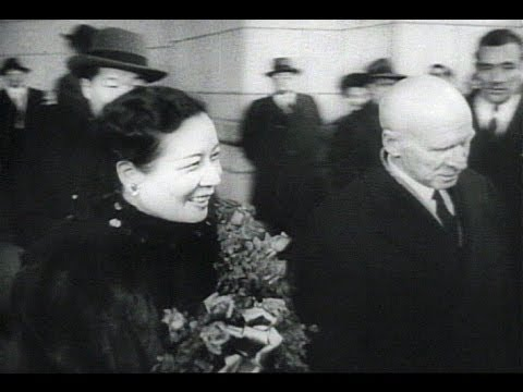 HD Historic Archival Stock Footage WWII - China