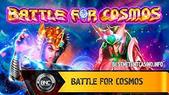Battle For Cosmos slot by GameArt
