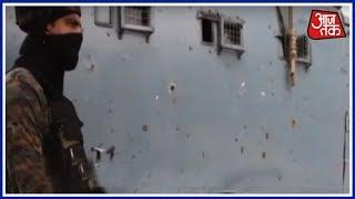 Anantnag में सुरक्षाबलों और आतंकियों की मुठभेड़ में एक जवान शहीद   Breaking News