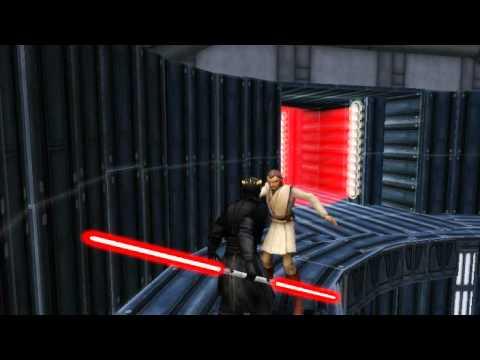 Star Wars Fight Scene Darth Maul