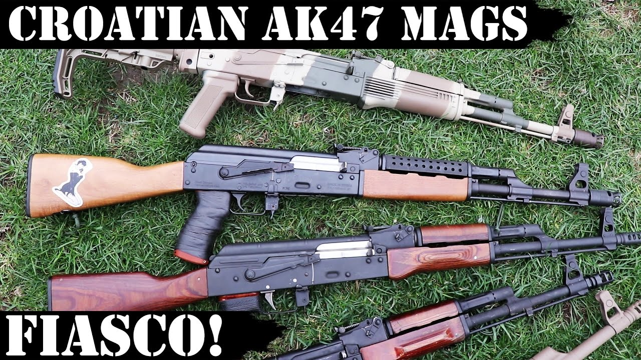 Croatian, AK 47 Magazines Fiasco - AK Operators Union, Local