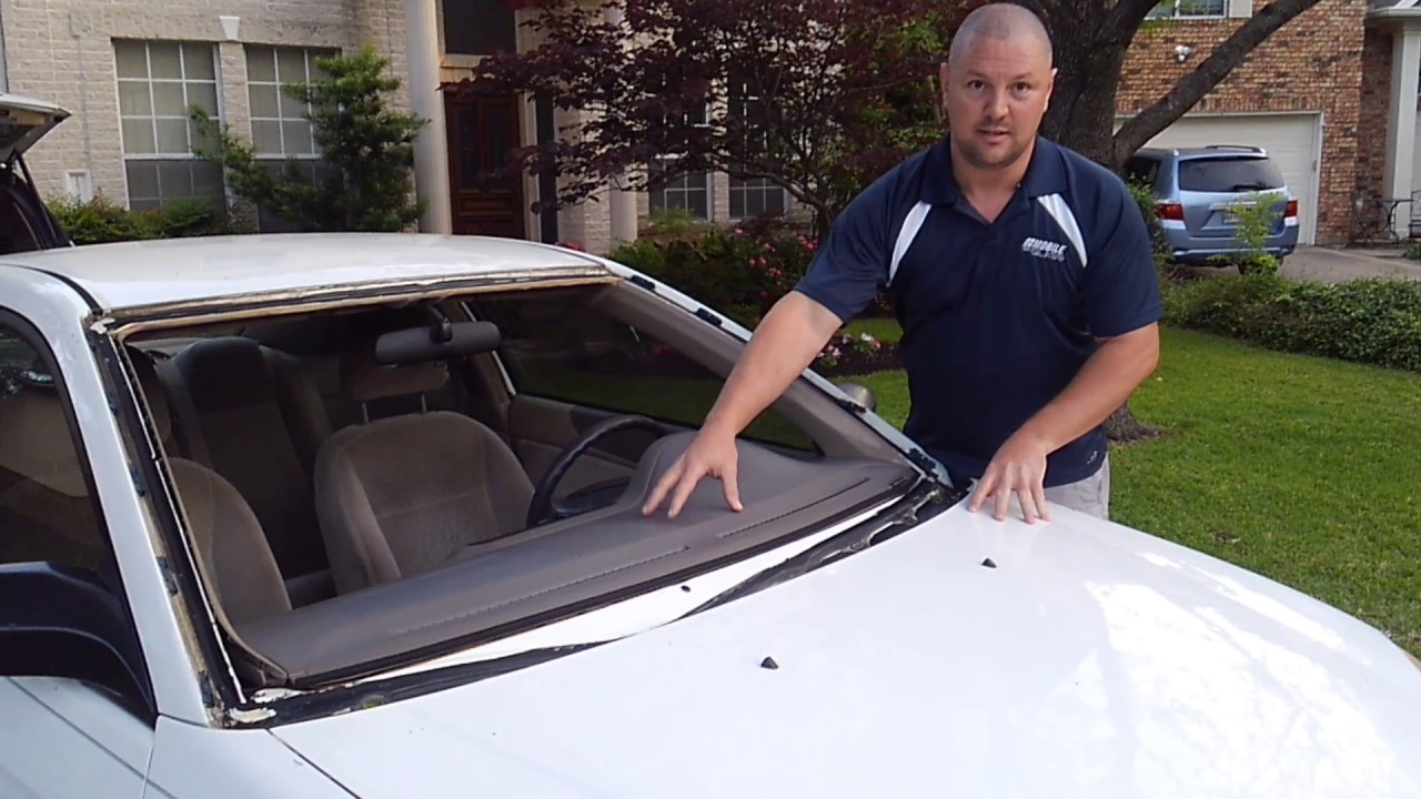 Windshield replacement 52