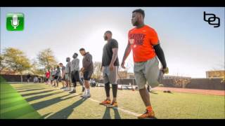 How To Train For The NFL Combine - The Ben Greenfield Fitness Podcast