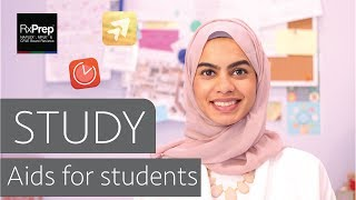 Study Tips and Study aids for Students