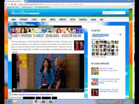 como assistir o ultimo episodio da ultima temporada de ICARLY Travel Video