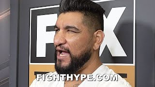 """CHRIS ARREOLA REVEALS HOW SPARRING ANDY RUIZ """"CHANGED MY WORLD""""; WARNS ABOUT REMATCH MISTAKE"""