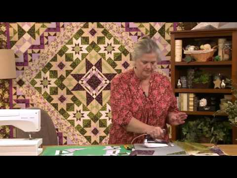 Glorieta Quilt Along: Lesson 3 of 12