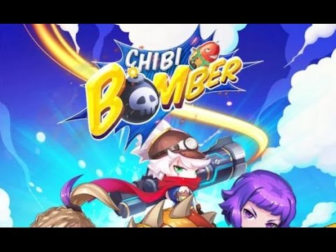Chibi Bomber Gameplay ᴴᴰ (Android/iOS)