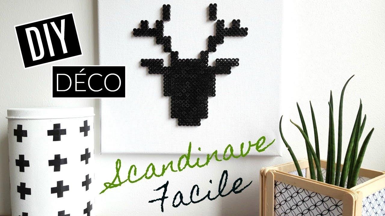 Deco Noir Et Blanc diy dÉco style scandinave noir et blanc