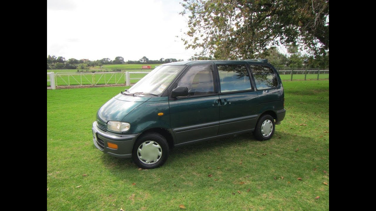 Nissan Serena Fx 7 Seatersel Wagon 1 Reserve