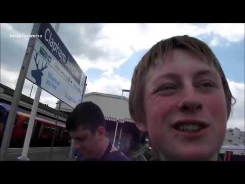 Mile End - Clapham Junction RACE Me vs Samuel Williams