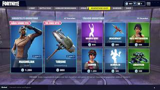 NEW Fortnite /ITEM SHOP 30.09.2018/ Airheart, Maximilian Skins, Chopper, Scarlet Defender