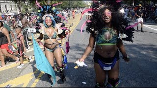 Labor Day Parade 2018 Eastern Parkway **HD QUALITY** ( Beautiful Women & A Whole Lot of A*$ )