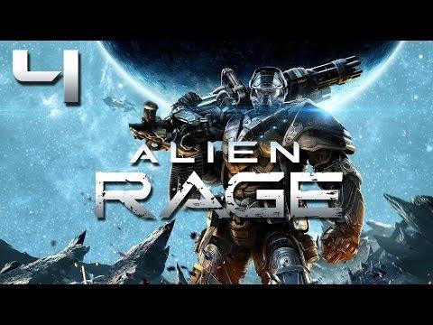 Alien Rage - Unlimited - Lets Play #4 /w Zabermoul |