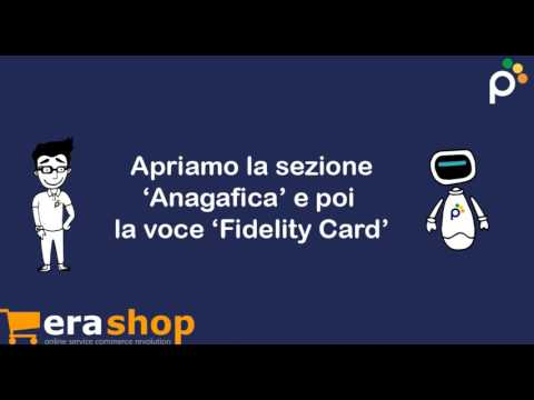 Erashop 15    Fidelity Card