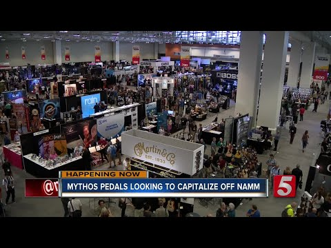 NAMM Show Brings Music Merchants To Nashville