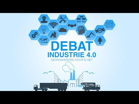 ie-net: Debat over de impact van industrie 4.0