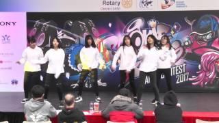 Publication Date: 2017-03-21 | Video Title: 2  李求恩紀念中學|中學組排舞|Rookie Stars