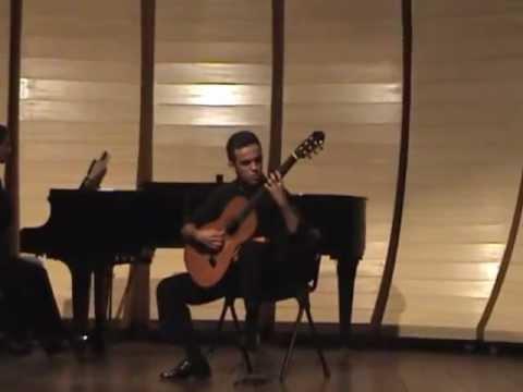 JACÓ FREIRE - EMUFRN - RECITAL DE GRADUAÇÃO 2006 - Concierto de Aranjuez (Joaquin Rodrigo Vidre).