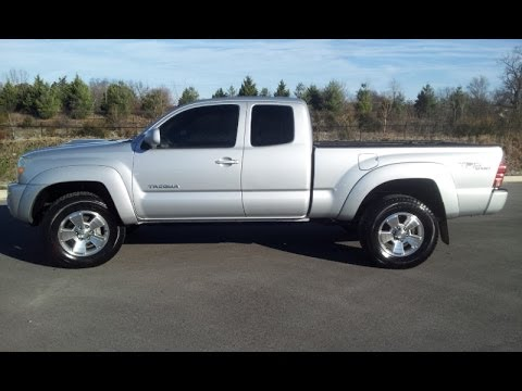 Runner Sr5 >> SOLD.2005 TOYOTA TACOMA PRE RUNNER SR5 V6 TRD SPORT ACCESS CAB 4X2 123K CALL 855-507-8520 - YouTube